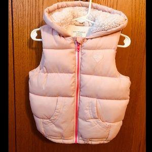 Zara Toddler Girl Vest